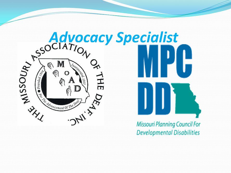 Advocacy Specialist