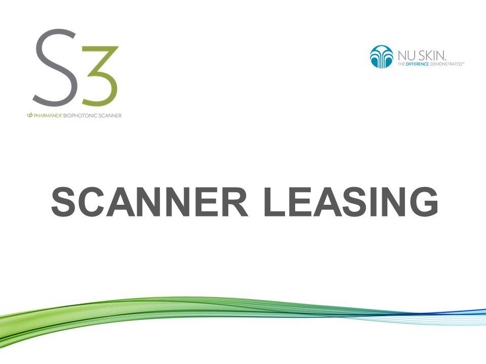 SCANNER LEASING