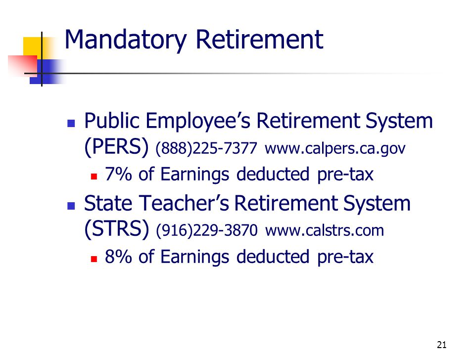 20 Tax Sheltered Annuities - 403(b) Voluntary Supplemental Tax Deferred Plan Contributions Made to Company of Choice Employee Administers Vendor List
