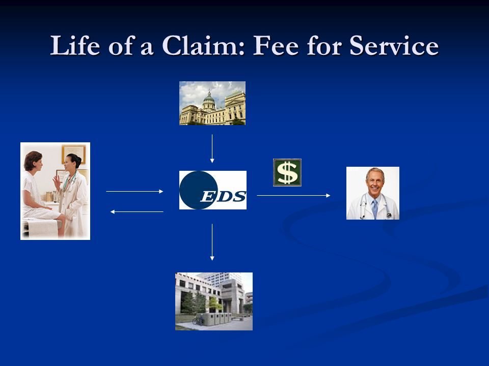 Life of a Claim: Fee for Service