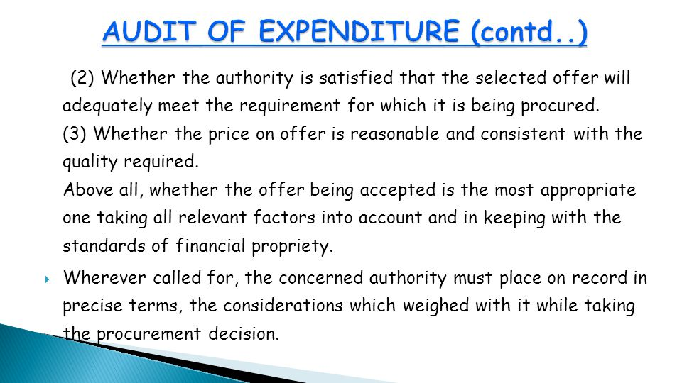 (2) Whether the authority is satisfied that the selected offer will adequately meet the requirement for which it is being procured.