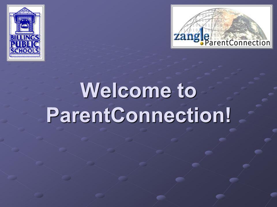 What is ParentConnection.