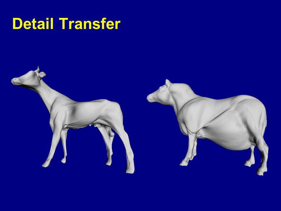 Detail Transfer
