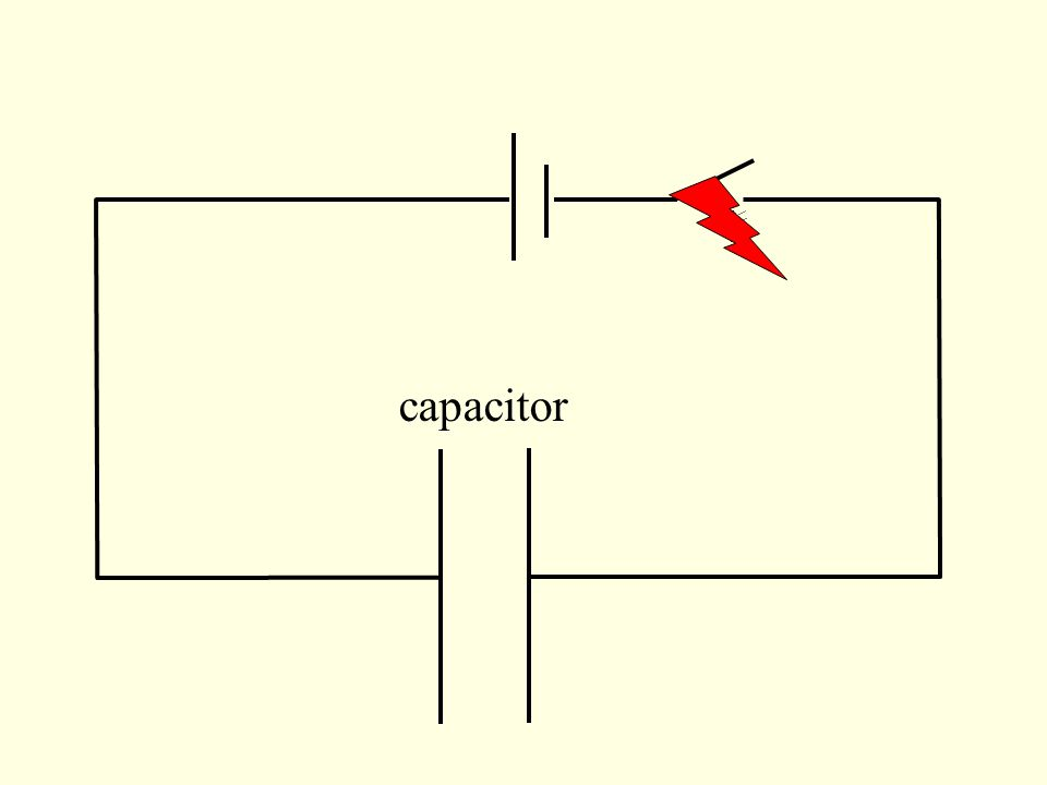 Storing Charges A capacitor is a device that stores electric charge A capacitor consists of two conductors separated by an insulator