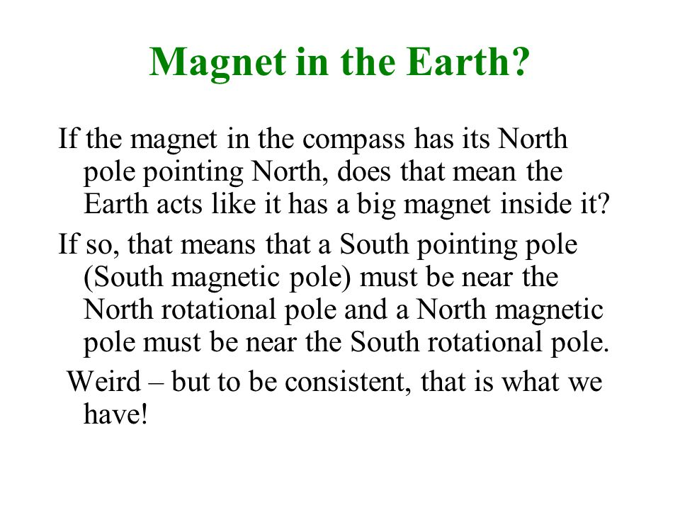 Magnetism Since we cannot seem to isolate one magnetic pole like we could electric charges, the force equation that is similar to Newton's and Coulombs Law turns out to be not very useful.