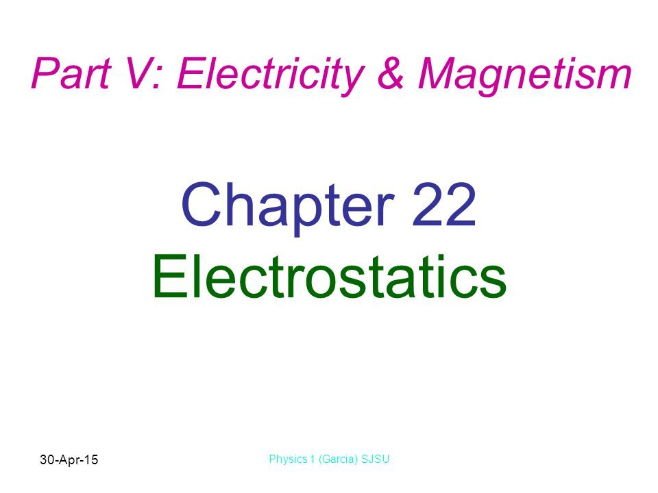 30-Apr-15 Physics 1 (Garcia) SJSU Tesla Coils Very high voltages achieved by large Tesla coils.