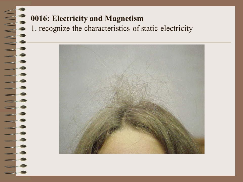 0016: Electricity and Magnetism 4.