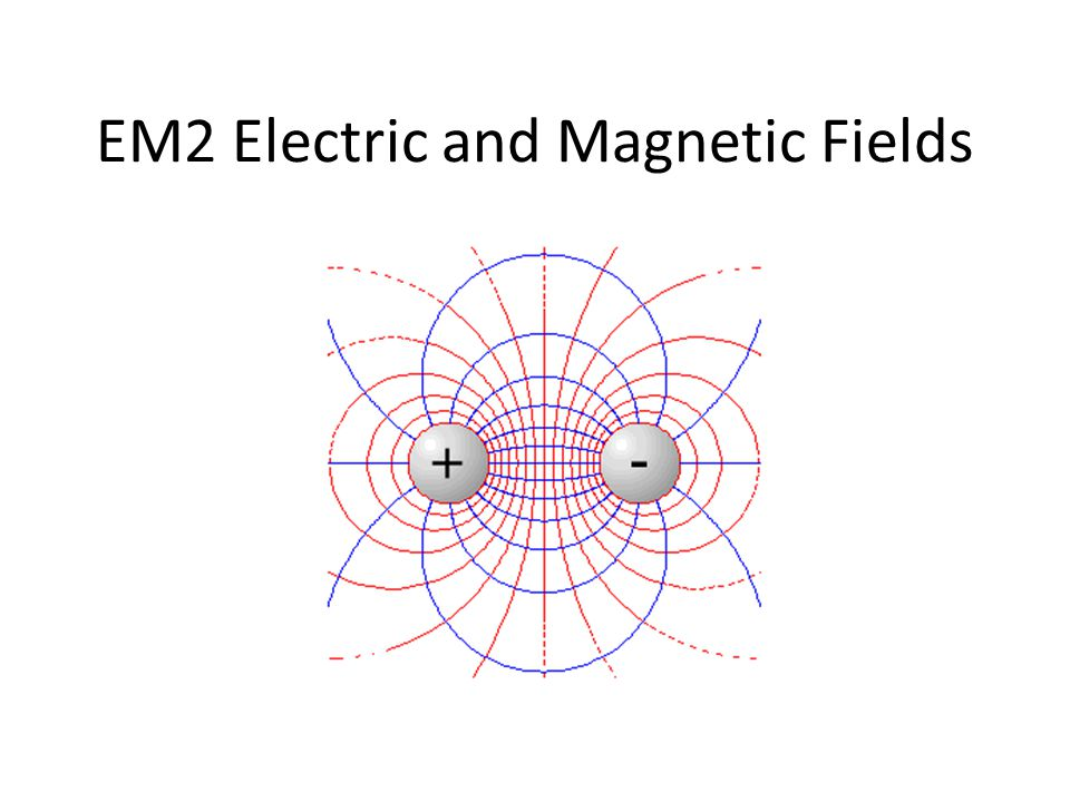 EM2 Electric and Magnetic Fields
