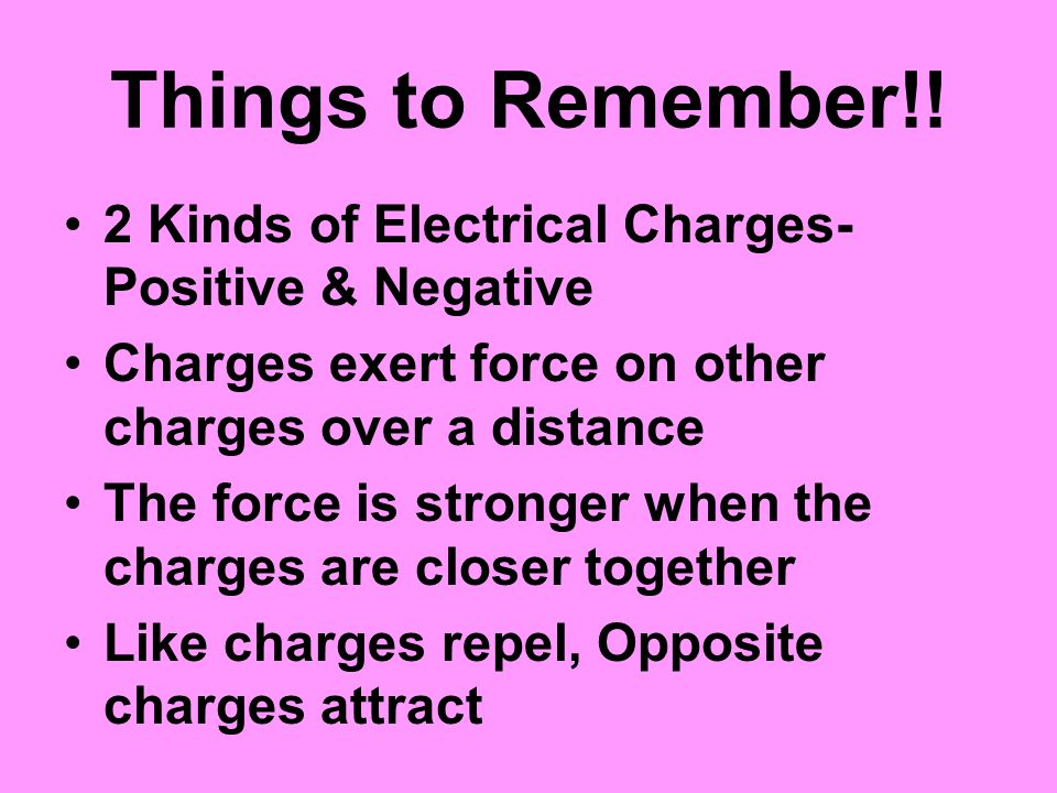How do we Charge Object? Conduction Charging a neutral object by touching it with a charged object