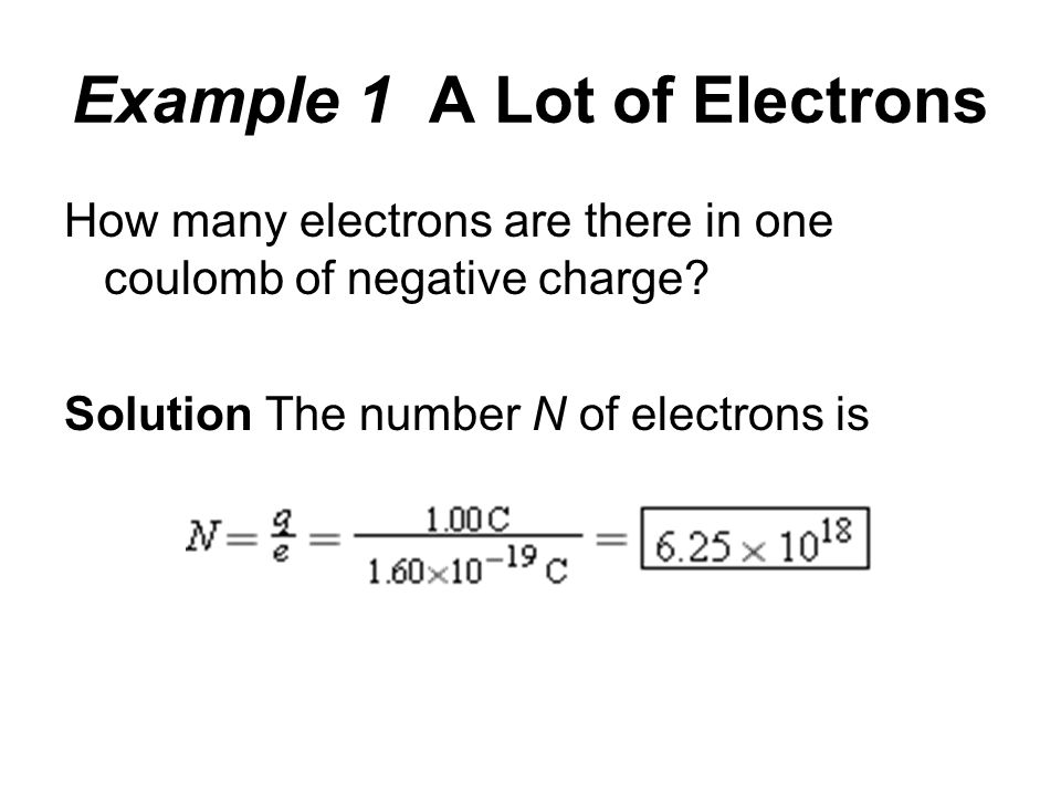 Continue on Properties of electric charge Two electrically charged objects exert a force on one another, called as electrostatic force : like charges repel and unlike charges attract each other.