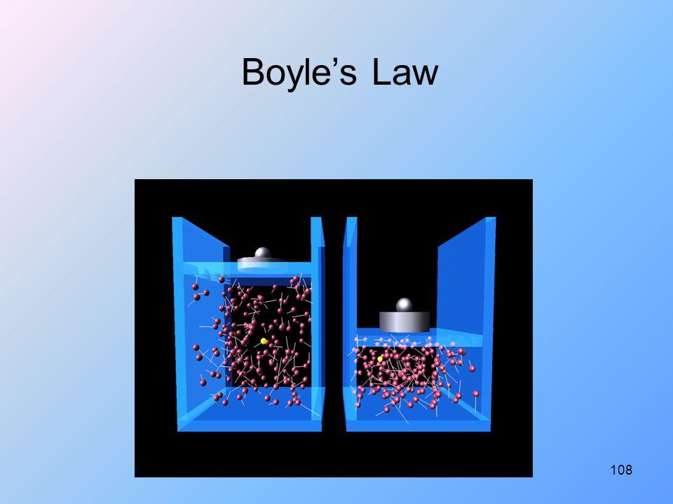108 Boyle's Law