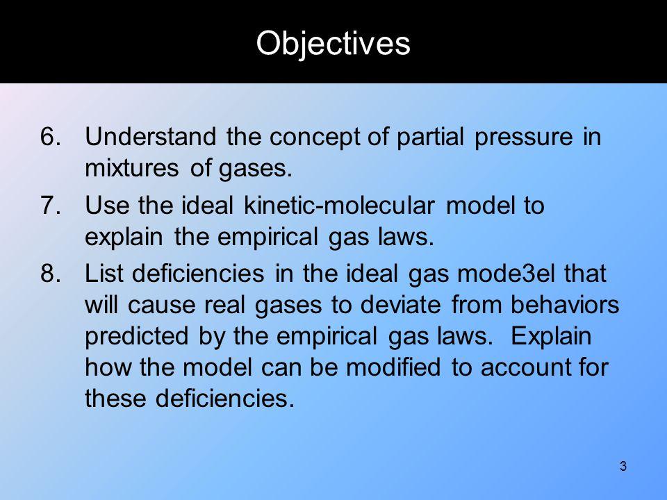 44 Avogadro's Law: Relates n to Volume
