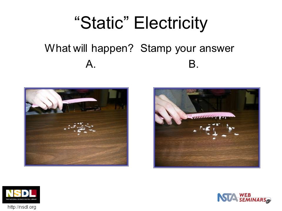 Making a Magic Tape Electroscope Charges on the surface of the tapes shown are alike Do we know whether these charges are positive or negative.