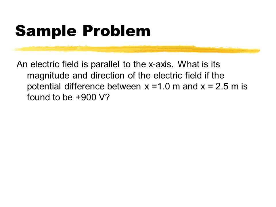 Sample Problem What is the voltmeter reading between A and B.
