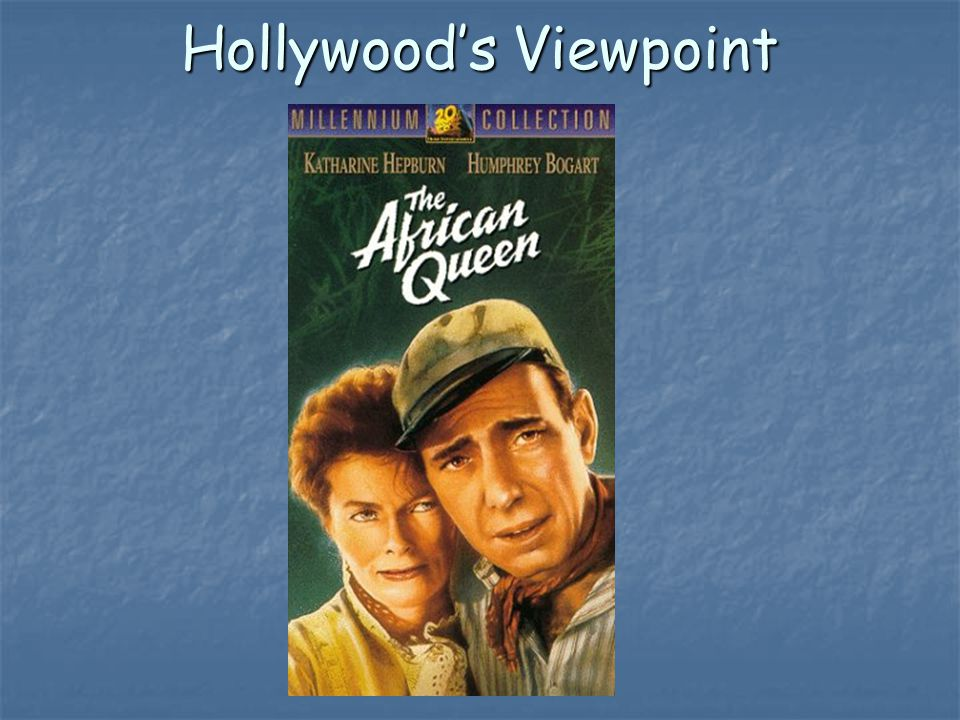 Hollywood's Viewpoint