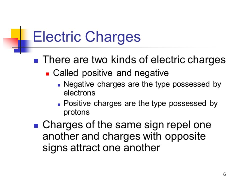27 Coulomb s Law, Notes Remember the charges need to be in Coulombs e is the smallest unit of charge Except quarks e = 1.6 x 10 -19 C So 1 C needs 6.24 x 10 18 electrons or protons Typical charges can be in the µC range Remember that force is a vector quantity