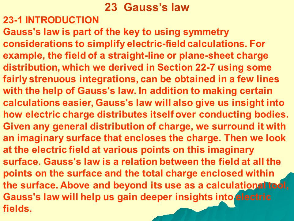 22-9 ELECTRIC DIPOLES An electric dipole is a pair of point charges with equal magnitude and opposite sign (a positive charge q and a negative charge