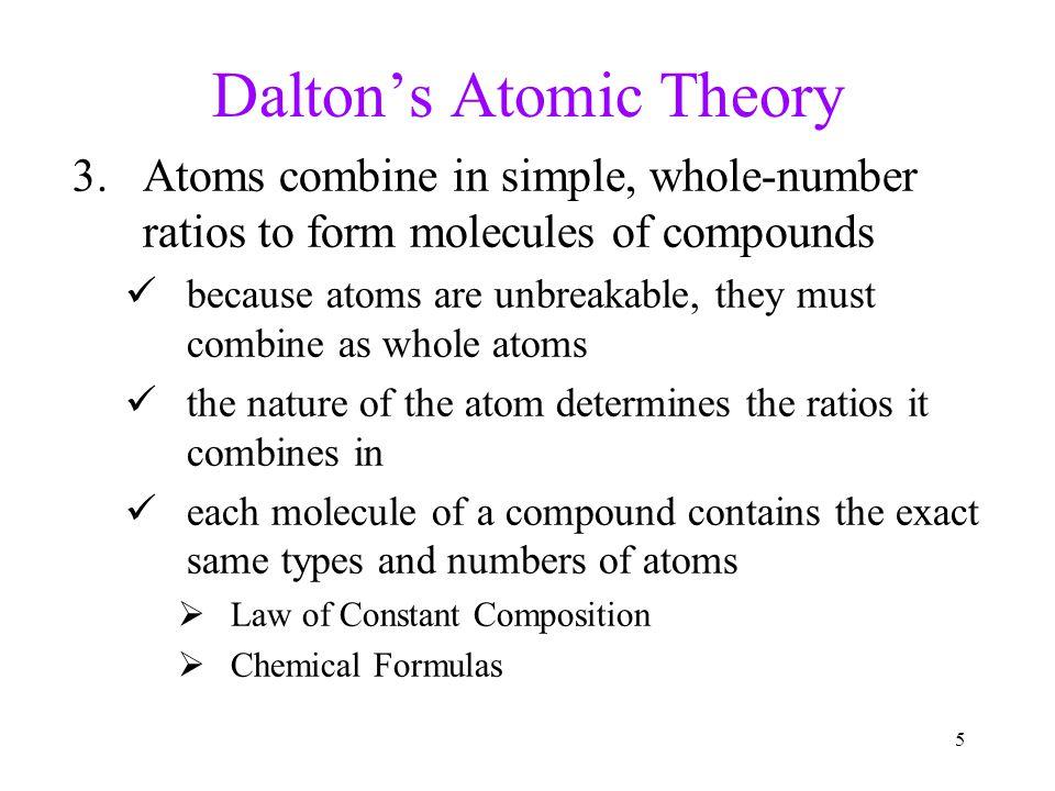 15 Plum Pudding Atom