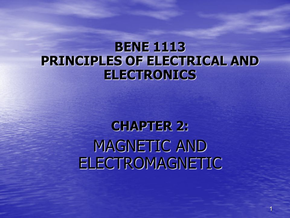42 ELECTROMAGNETIC INDUCTION When there is a relative motion between a conductor and a magnetic field, a voltage is produced across the conductor.