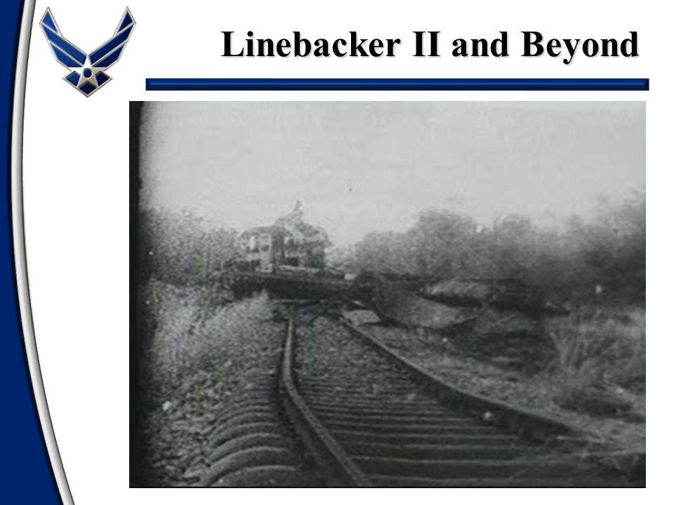 Linebacker II and Beyond 11
