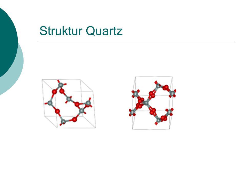 Struktur Quartz