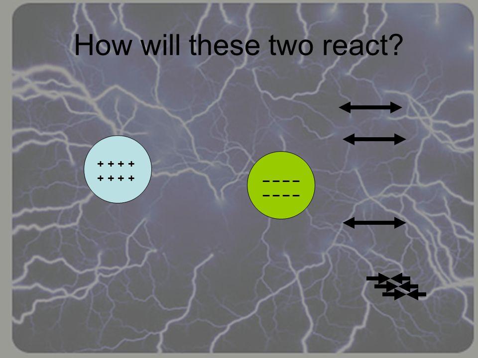 + + + + _ _ _ _