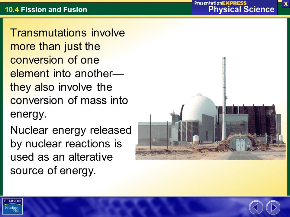 10.4 Fission and Fusion Under what conditions does the strong nuclear force overcome electric forces in the nucleus.