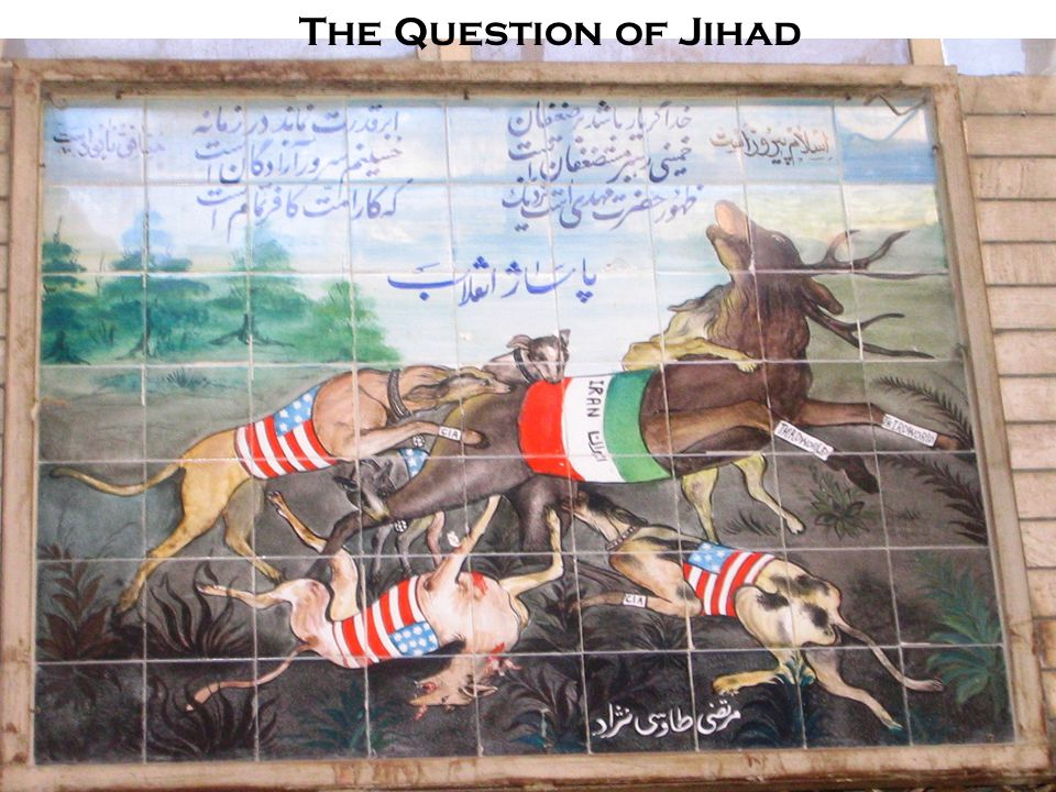 The Question of Jihad