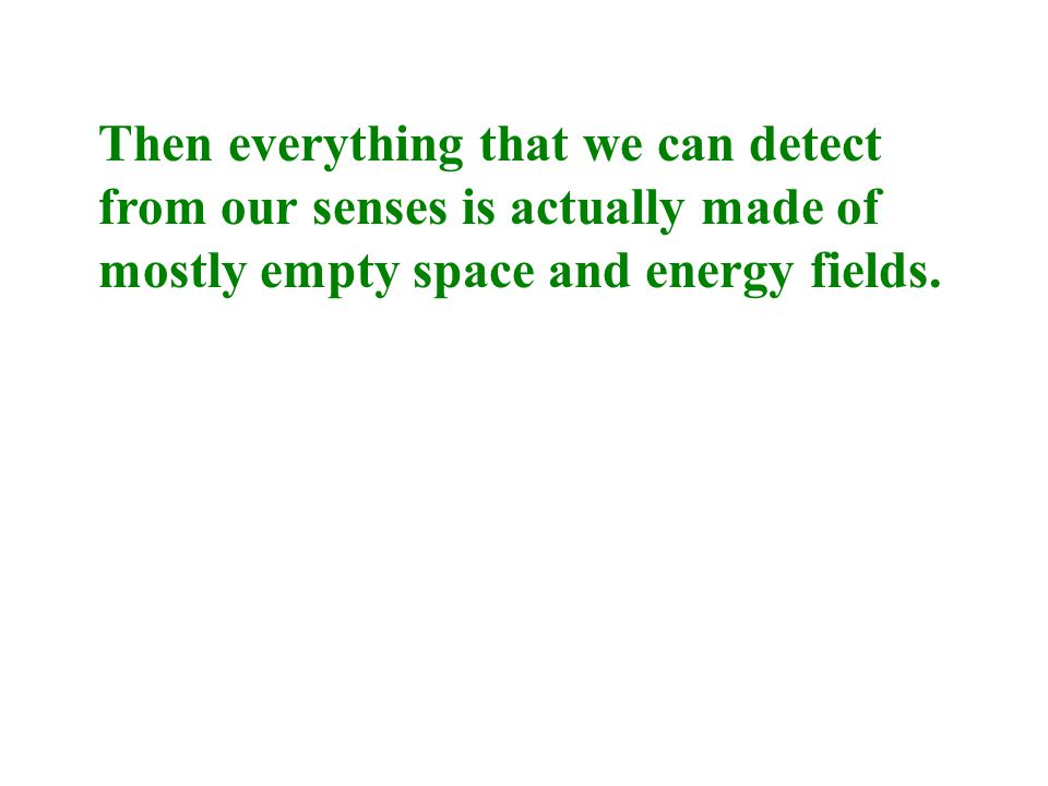 So, there are two kinds of particles: matter particles (like electrons) and particles that carry forces (like photons).