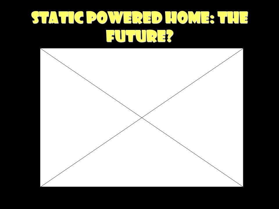 Static Powered Home: the future