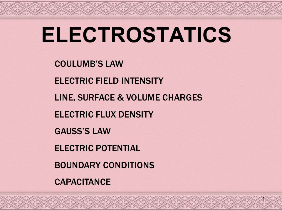 2 Electrostatic Field Problem – Example: Parallel Plate Capacitor Scalar Field: Electrostatic Potential Vector Field: Electrostatic Field Strength