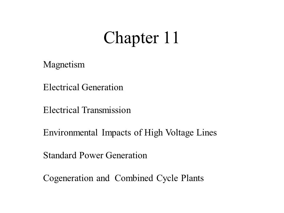 Two Types of Current Direct Current (DC): constant intensity and sign Alternating Current(AC): varying intensity and sign Some devices generate direct current, some Generate alternating current.