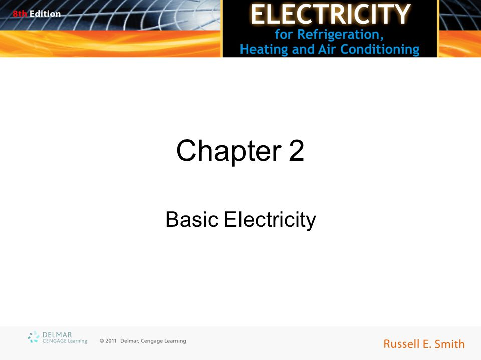 Chapter 2 Basic Electricity