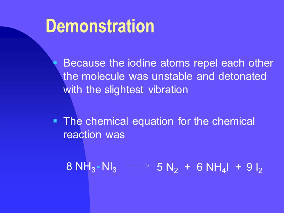 Concepts 1.Decomposition Reactions 2.Atomic Size 3.Redox Reactions