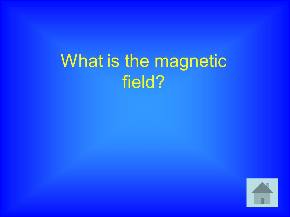 It is a giant magnet.