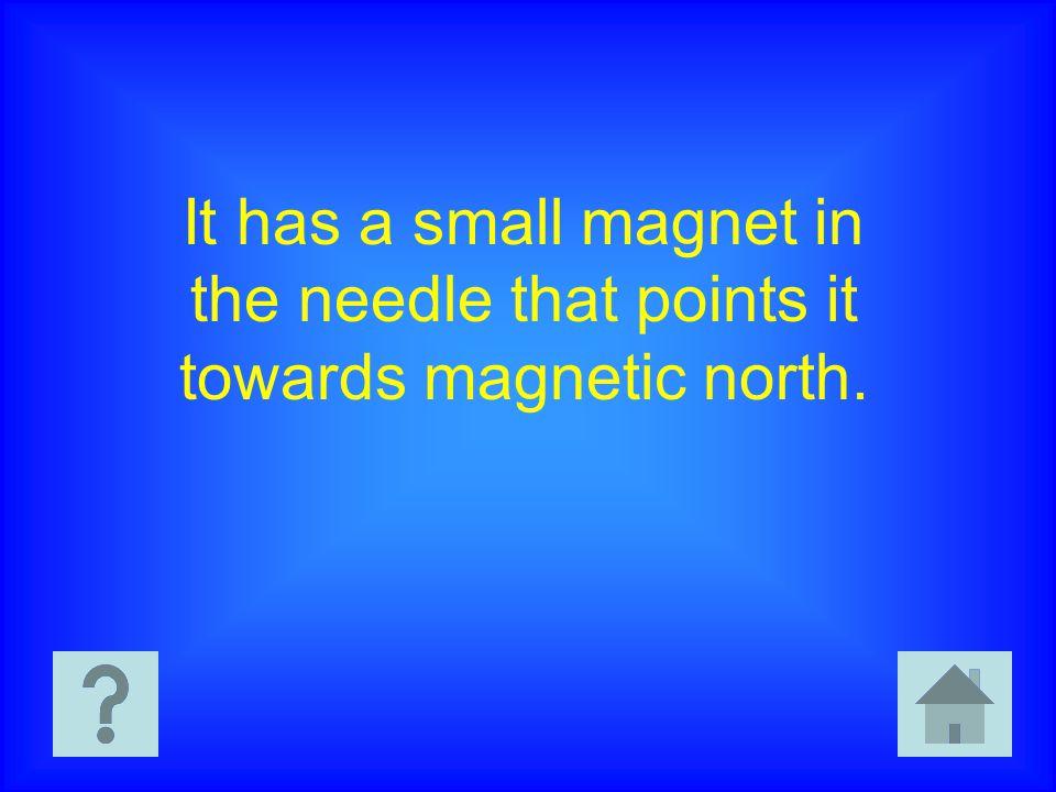 False. Lodestone is a permanent magnet.