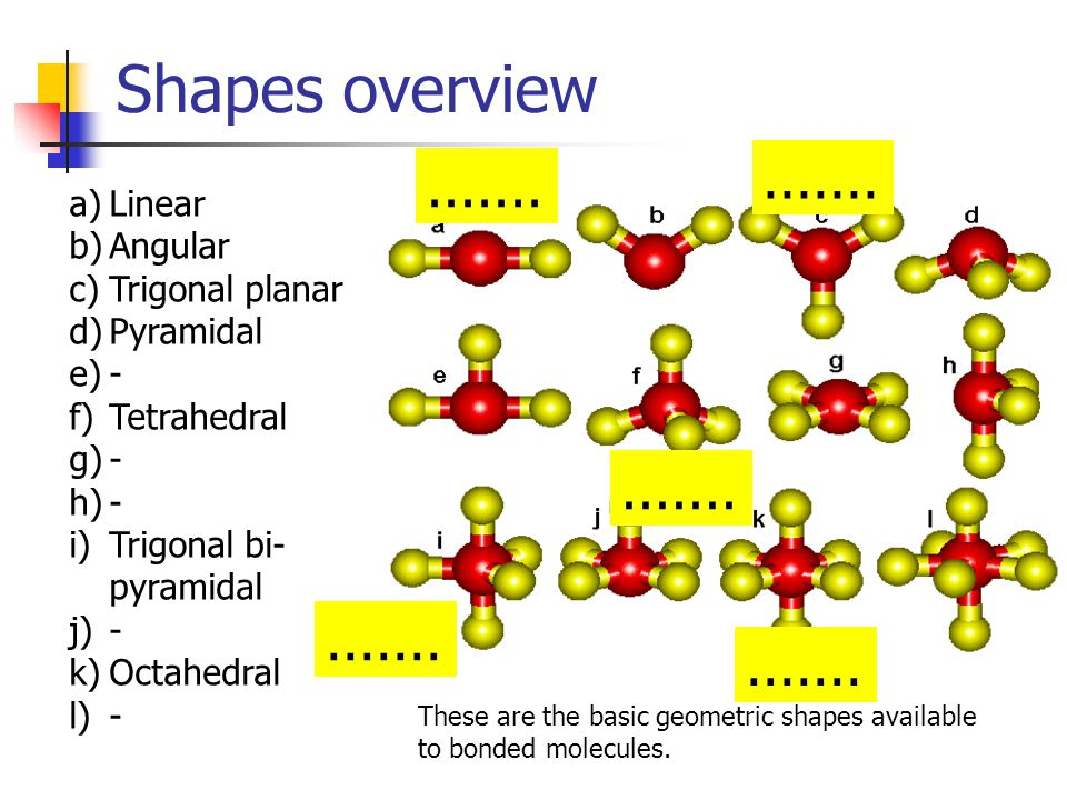 Water............or.............molecule. O H x H x Bond pairs =...