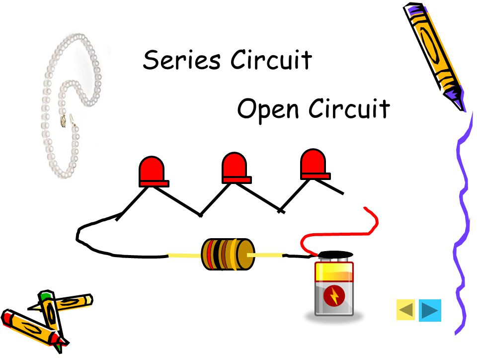 Series Circuit Open Circuit