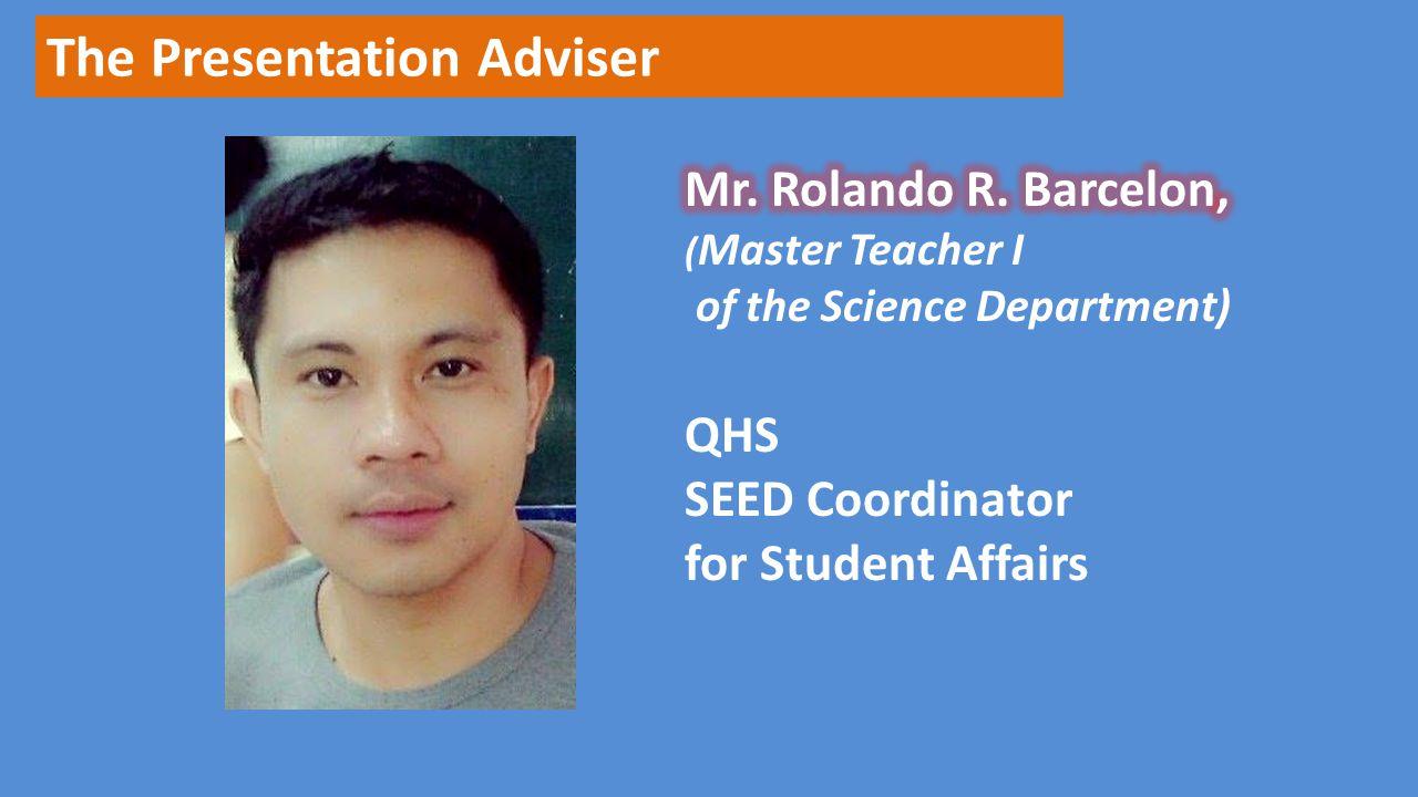 The Presentation Adviser