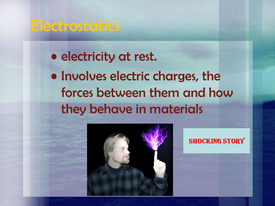 Conduction – Electroscope Example Positive Rod  Negative Rod  + Charge - Charge