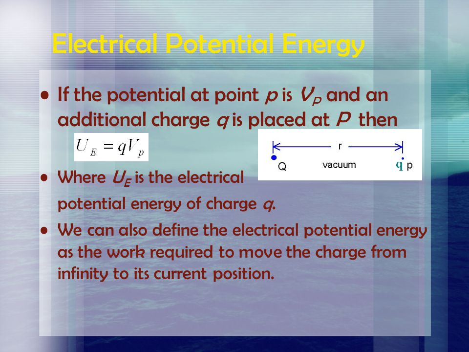 Clicker Understanding Rank in order, from largest to smallest, the electric potentials at the numbered points. a) 1 = 2,3 b) 3, 1 = 2 c) 3, 2, 1 d) 1