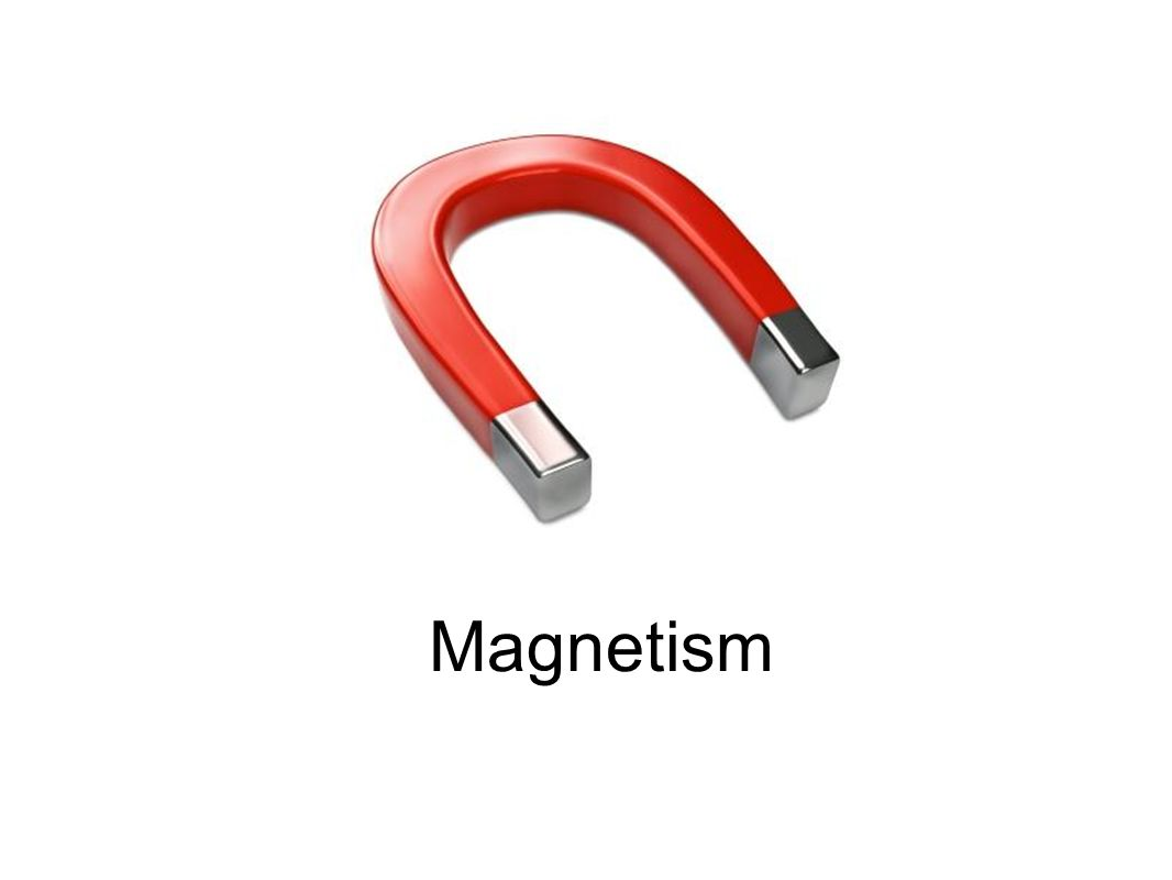 Three Properties of Magnets 1.Magnets have poles; a north pole and a south pole.