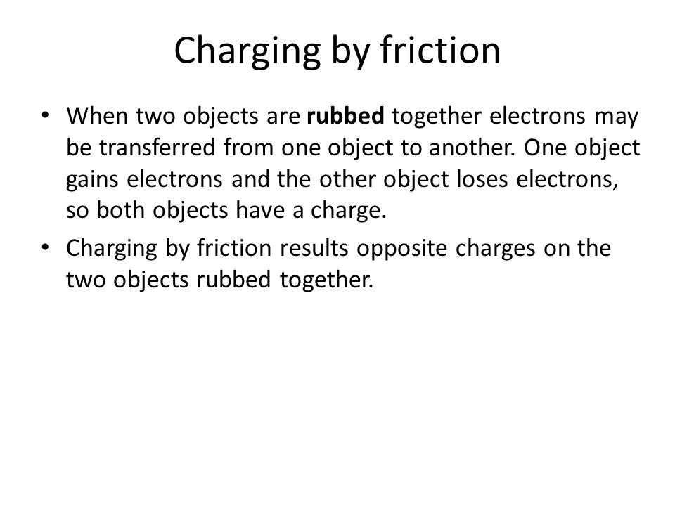 Check your understanding S uppose that a conducting sphere is charged positively by some method. The charge is initially deposited on the left side of