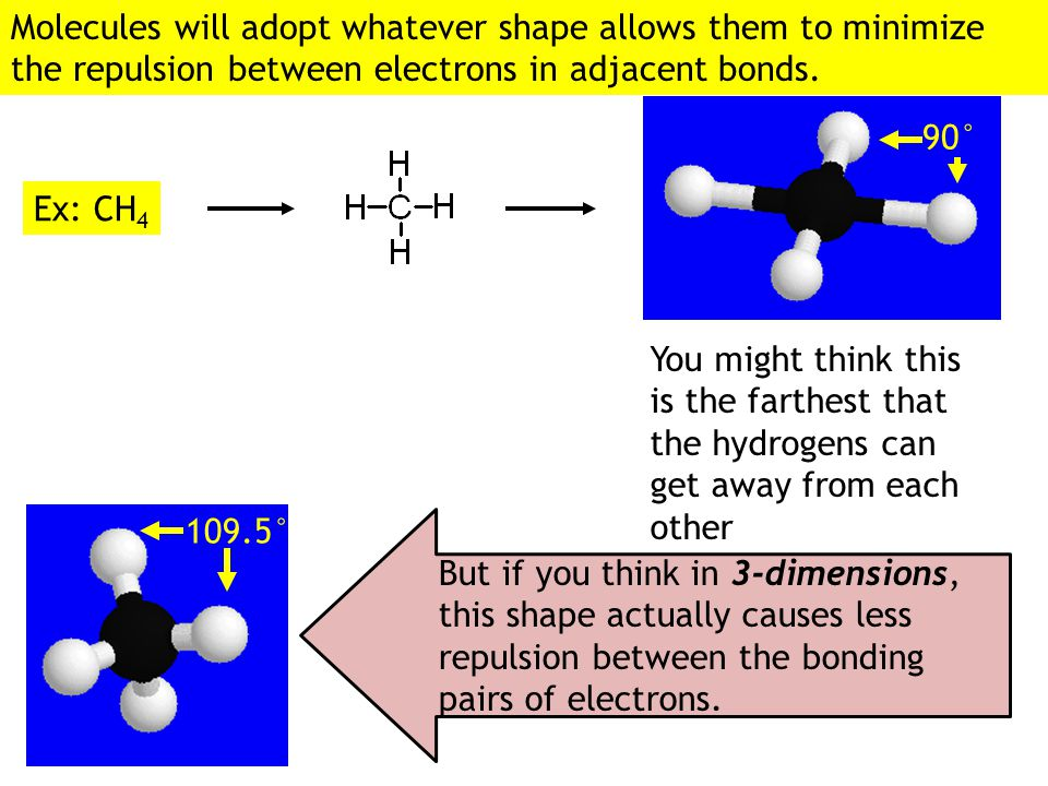 Example: The odor of the compounds outlined below depend upon their 3D shape Recall that the shape of a molecule can play a very important role in determining its properties.