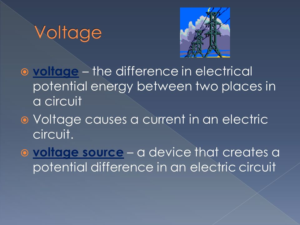  The greater the resistance, the less current there is for a given voltage.