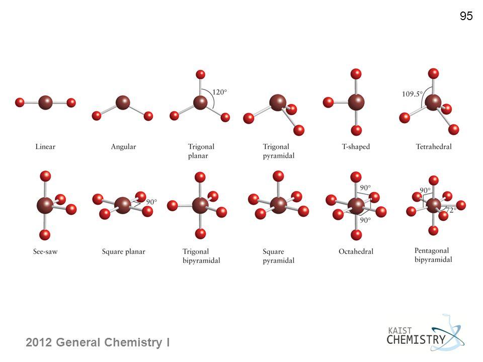 2012 General Chemistry I 95