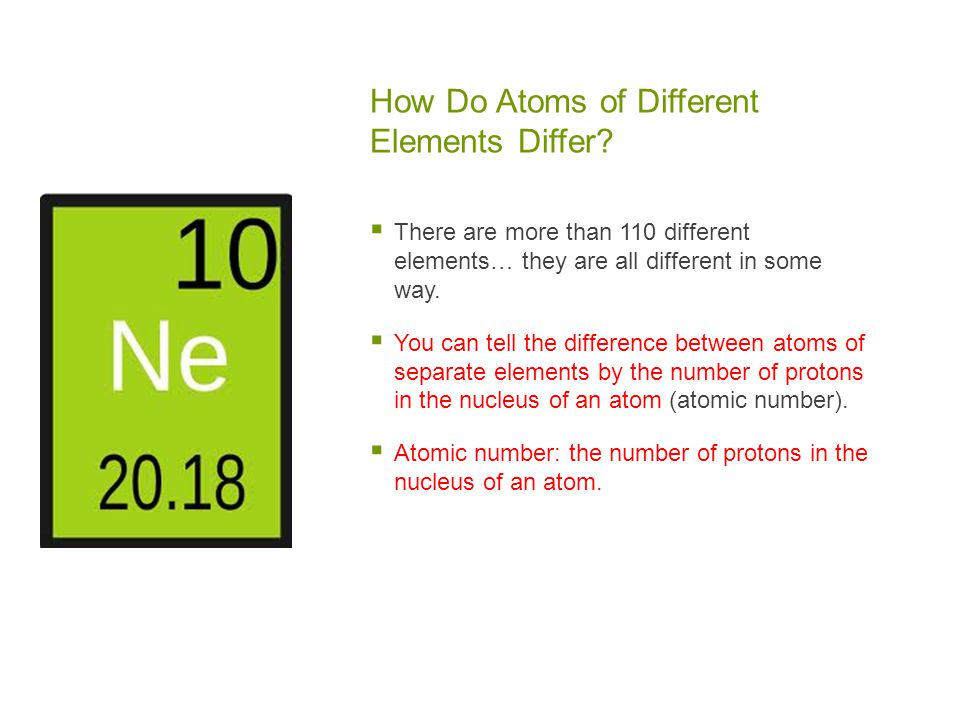 Isotopes  Isotope: atoms that have the same number of protons but have different numbers of neutrons.