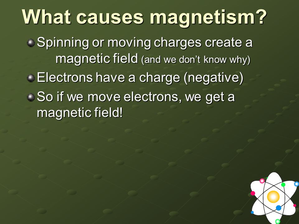 Properties of Magnets Polarity Both North & Both North & South ends on EVERY magnet South ends on EVERY magnet Opposites attract Like poles repel