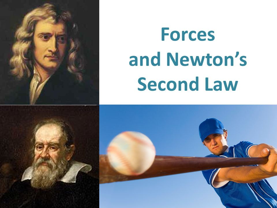 Newton's Second Law Pull on each wagon as hard as you can, applying the same force… m m F a a F FF=maFF=ma