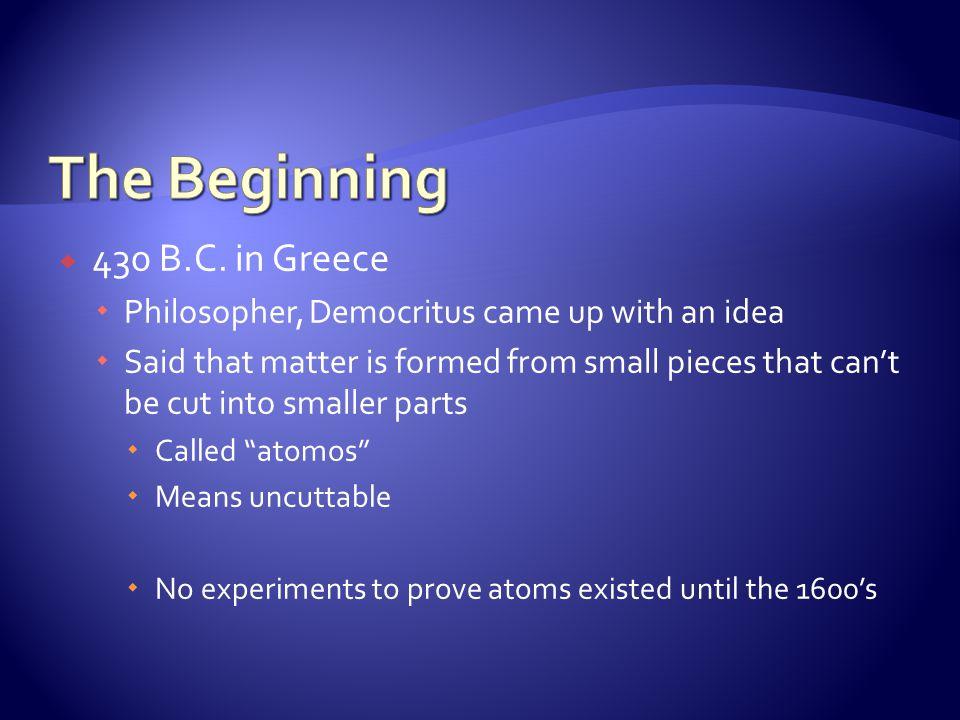  430 B.C.